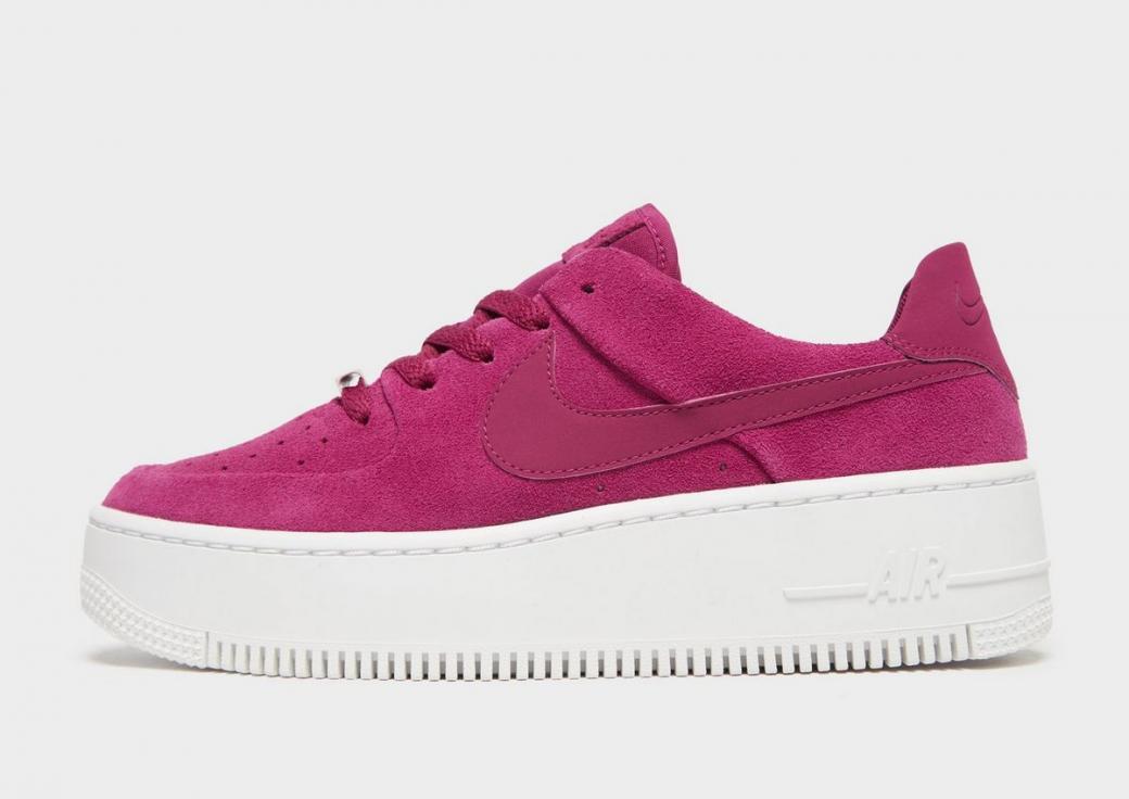 Sneakers Donna | Nike Air Force 1 Sage Low Rosa – TaoeWeb